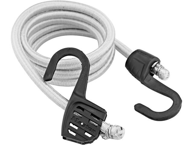 Masterlock Adjustable Steelcor Spanrubber 150-1,500mm, zilver/zwart